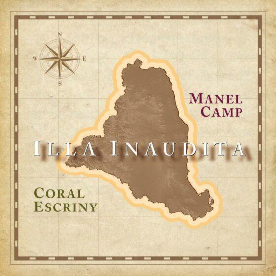 illa inaudita, 2020, coral escriny i manel camp
